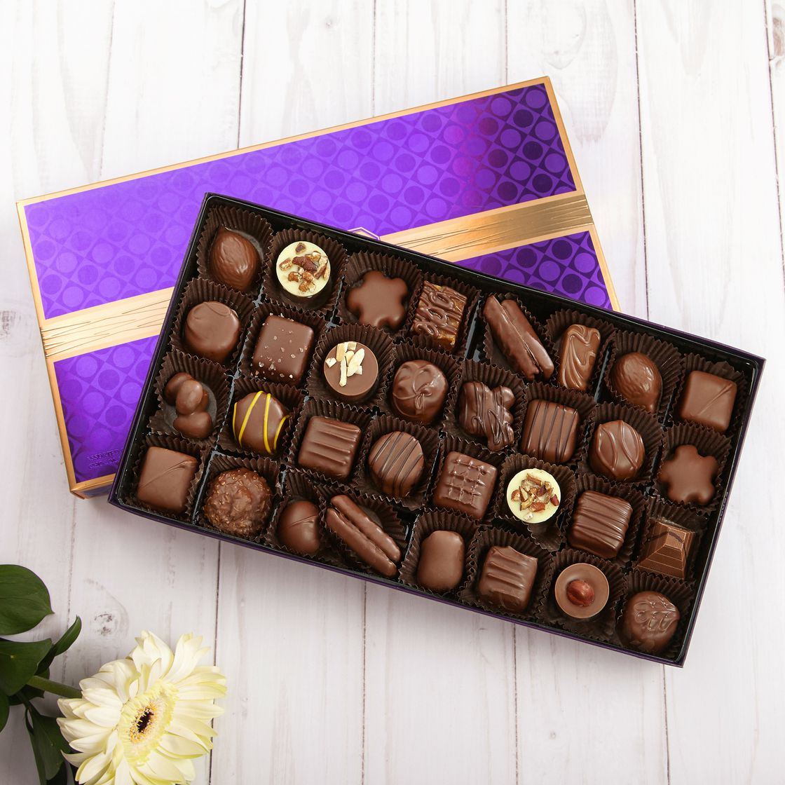 Purdys Chocolate Shopping Guide